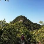 第4回 クワガタ会トレッキング(加西アルプス 善防山〜笠松山)