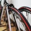 パンクが多いのでロードバイクのタイヤ銘柄を変更(CORSA→RUBINO)してみます!