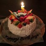 5歳の誕生日♪
