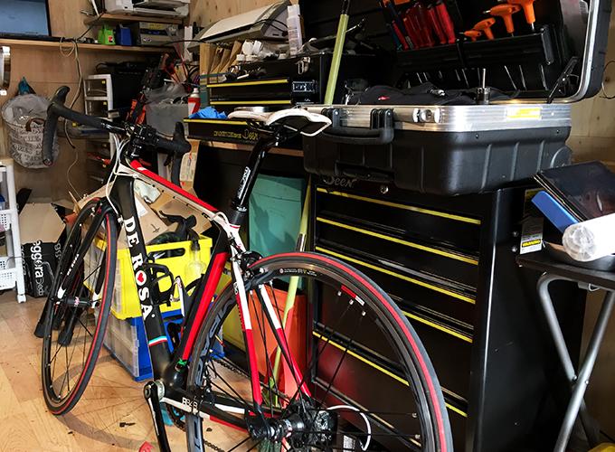 自転車工房ハイランダー