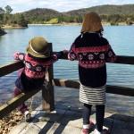 子供とハイキング♪小野アルプスの展望デッキでヤマメシ〜鴨池のヌートリア