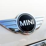 MINI Cooper(R56)のエンブレムが剥げた!