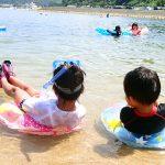 子連れでも安心快適!家族で「多賀の浜海水浴場(淡路島)」に行ってきました♪