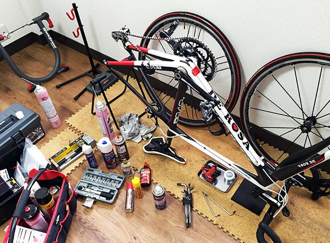 自転車用ケミカル