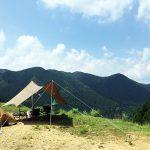 大自然を満喫!若杉高原おおやキャンプ場でファミリーキャンプを楽しんできました♪