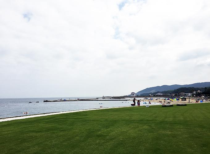 多賀の浜 海水浴場