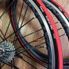 ロードバイクのタイヤを「Vittoria RUBINO PRO」に交換しました!