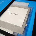 簡単&綺麗に貼れる!iPhone 7用液晶保護フィルム「Anker GlassGuard」購入!