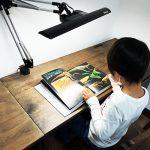 息子の入学準備!くろがね工作所の学習机「リニアシリーズ」が届きました♪