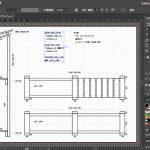 楽しいDIY!以前作ったオリジナル薪棚の設計図面(PDF)を公開します♪