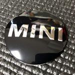 MINI(R56)のエンブレムが剥げたのでヤフオクで1200円の補修用シールを買ってみました♪