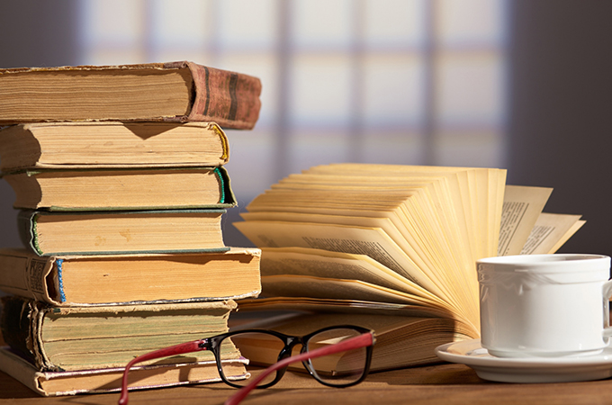 年末年始に読みたい本