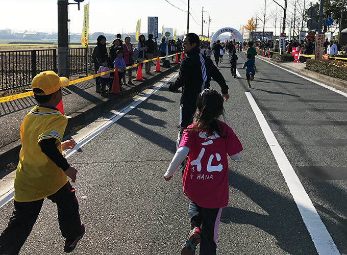 小野ハーフマラソン