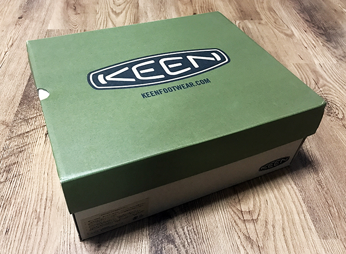 KEEN ウィンターブーツ