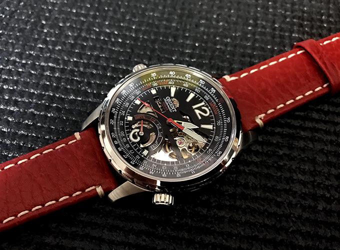 腕時計のバンド交換