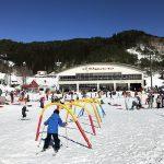 バスツアーは快適で楽チン♪初めて家族でスキー場に行ってきました♪