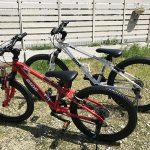 姉弟でお揃い♪息子用の新しい自転車「GIOS GENOVA 20インチ」購入!