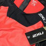 2XU(ツータイムズユー)のトライアスロンウェア「Xベント リアジップ トライスーツ」購入!