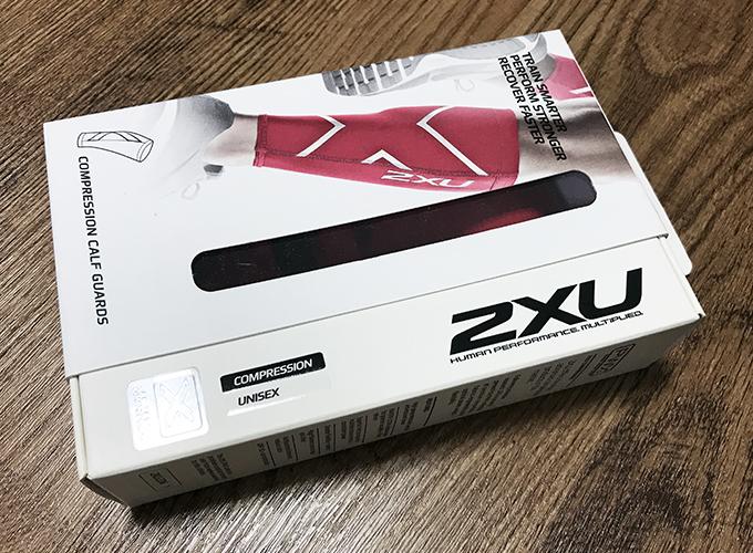 2XU(ツータイムズユー)コンプレッション カーフガード