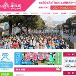 目指せフルマラソン完走!「世界遺産姫路城マラソン2018」エントリーしました♪