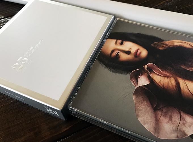 安室奈美恵 25周年ベストアルバム「Finally」