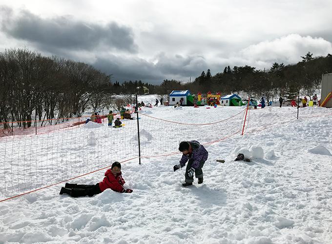 峰山高原リゾートホワイトピーク