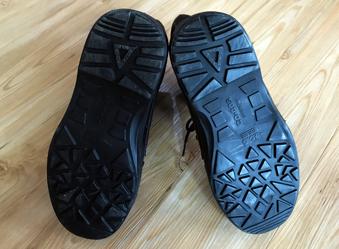 編み上げ 安全靴 CO-COS HZ-703