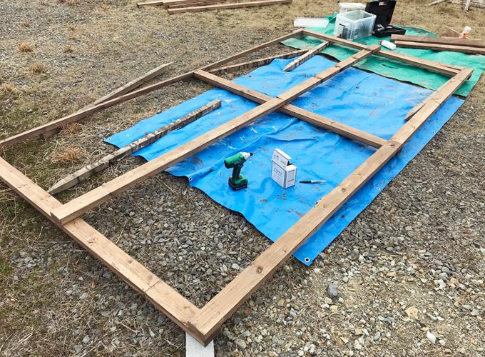 薪棚DIY