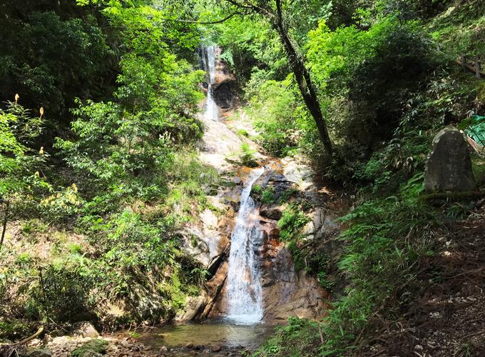 白糸の滝キャンプ場