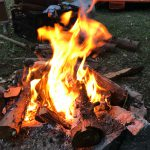 楽しいDIY!もっと焚火を愉しむために「ファイヤーブラスター」を作りました♪