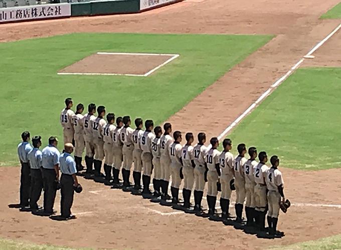 高校野球2018 西兵庫大会
