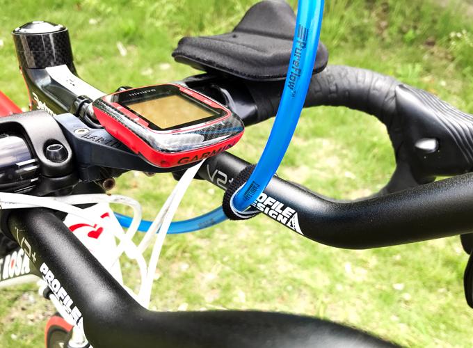 ロードバイク用ハイドレーションシステム