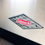 コールマンのクーラーボックス「スチールベルトクーラー 54QT ステンレスシルバー」購入♪