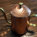 珈琲の美味しい季節!カリタの銅製コーヒーポットを購入しました♪
