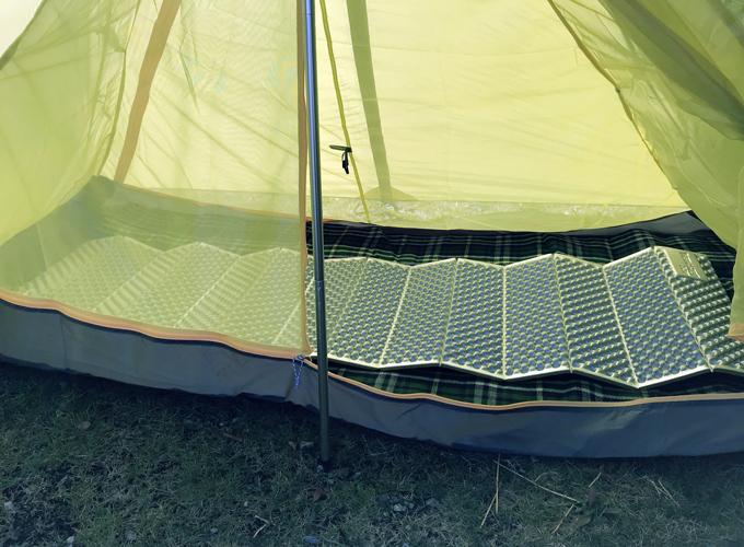 テンマクデザイン「PANDA」テント