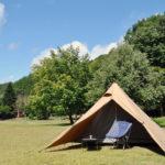 ソロキャンプ用のテント選びを楽しんでます♪
