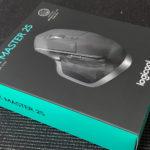 MacとWindowsで共用!ロジクールのワイヤレスレーザーマウス「Logicool  MX2100sGR MX Master 2S」購入♪