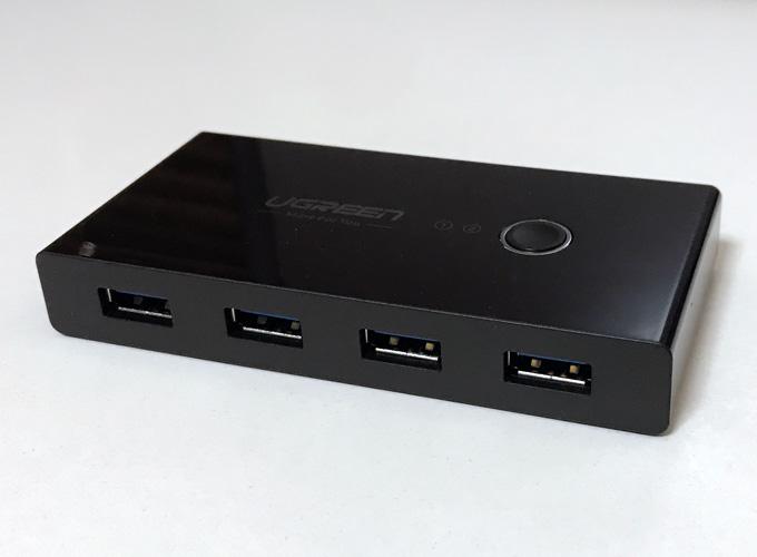 UGREEN USB 切替器