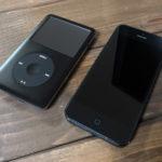 FIAT純正のマルチメディアアダプターとiPod classicの相性が悪い(?)のでiPhoneに変更!