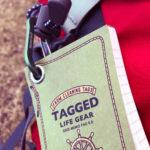 水に強いのでアウトドア用途に最適!耐洗紙のメモ帳「TAGGED(タグド)」購入♪