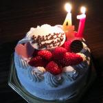 妻の41才の誕生日♪