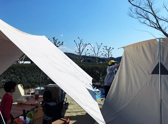ウェルネスパーク五色 オートキャンプ場
