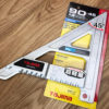 楽しいDIY!丸ノコ用のガイド定規「タジマ 丸鋸ガイド MRG-M9045M」を購入♪