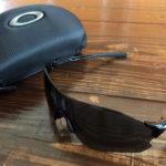 目指せサブ4!ランニング用に新しいサングラス「OAKLEY EVZero Path」購入♪