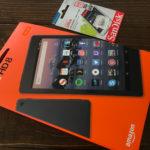 Amazonプライムデーで「Fire HD 8 タブレット」購入♪