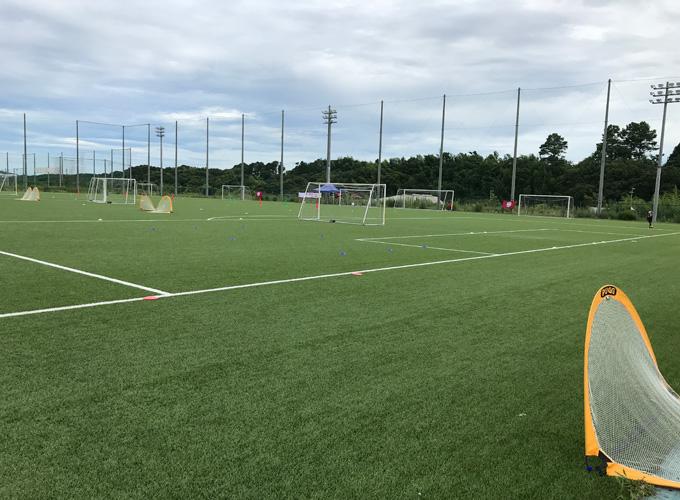 ヴィッセル神戸サマーサッカースクール