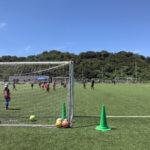 息子がヴィッセル神戸の短期サッカースクールに参加しました!