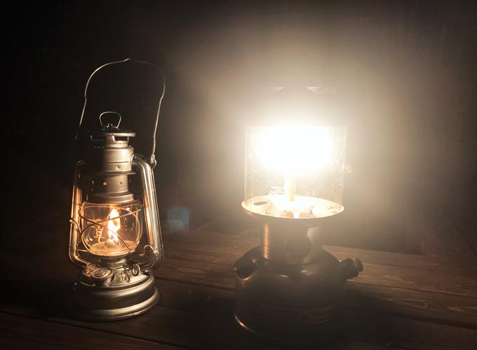 フュアーハンド 灯油ランタン