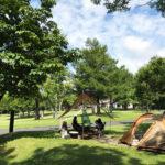初めての2泊3日ファミリーキャンプ♪夏休みの最後に家族で「蒜山高原キャンプ場」に行ってきました!