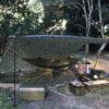 初めてのハンモック泊!ソロキャンプのために蚊帳付きハンモックセットを購入♪